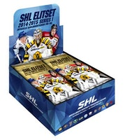 2014-15 SHL Elitset Series 1 (Hobby Box)