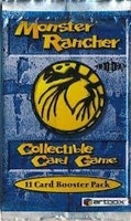 Monster Rancher CCG - 11 Card Booster Pack