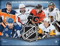 2018-19 Panini Stickers (Hel Box)