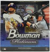 2020 Bowman Platinum Baseball (Mega Box)
