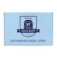 2020-21 Hit Parade Autographed Hockey Jersey (Hobby Box)