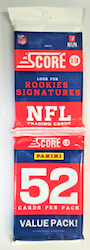 2013 Score Football (Value Pack)