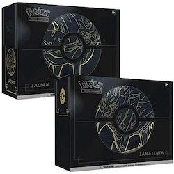 Pokemon Sword & Shield Elite Trainer Bcoolox Plus - (Zacian/ Zamazenta)