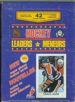 1986-97 O-Pee-Chee Leaders (Hel Box)