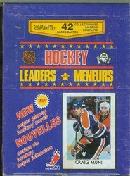 1986-97 O-Pee-Chee Leaders (Hel Box)