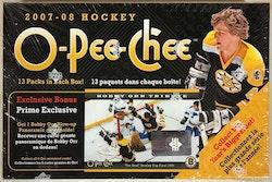 2007-08 O-Pee-Chee (Blaster Box)