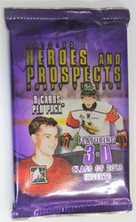 2012-13 ITG Heroes & Prospects (Hobby Pack)