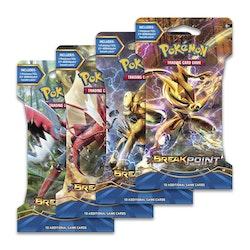 Pokemon  XY- Break Point Sleeved Booster Pack