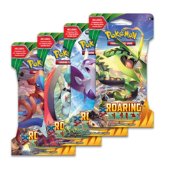 Pokemon XY- Roaring Skies Sleeved Booster Pack