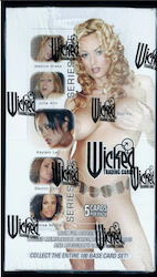 2004 Wicked Series 1 Trading Card Box