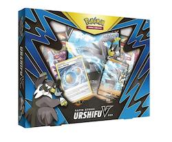 Pokemon Urshifu Battle Style V Box (Rapid Strike)