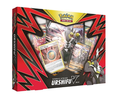 Pokemon Urshifu Battle Style V Box (Single Strike)