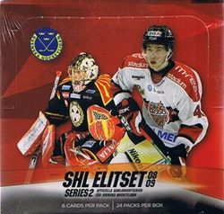 2008-09 SHL Elitset (Hobby Box)