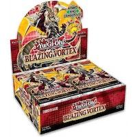 Yu-Gi-Oh Blazing Vortex (Booster Box)