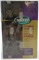 1993-94 Parkhurst Series 2 (Canadian Hobby Box)