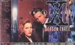 X-Files Season 3 Hobby Box (1996 Topps)