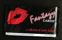 1992 Calfun Fantazy Bakini Girls / Models Trading Cards Pack
