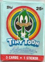 1991 Topps Tiny Toon Adventures (Löspaket)