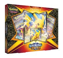 Pokemon Sword & Shield 4.5: Shining Fates Pikachu V Box