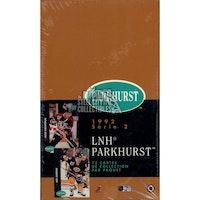 1991-92 Parkhurst Series 2 (French Edition Box)