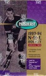 1993-94 Parkhurst Series 2 (U.S.Hobby Box)