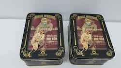 Tin of Babe Ruth Special 5 card Metallic Impression RARE