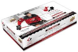 2017-18 Upper Deck Team Canada World Juniors (Hobby Box)