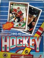 1991-92 O-Pee-Chee (Hel Box)