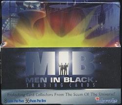Men in Black Hobby Box (1997 InkWorks)