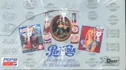 Pepsi Collector's Series 1 Hobby Box (1994 Dart Flipcards)