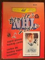 1988-89 O-PEE-CHEE NHL STARS MINI (BOX OF 48 PACKS)