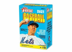 2020-21 Topps Heritage Baseball (Blaster)