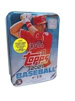 2021 Topps Series 1 Baseball (Plåtlåda)