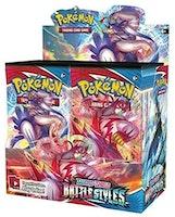 Pokemon TCG: Sword & Shield - Battle Styles Booster Box (36 Boosters)