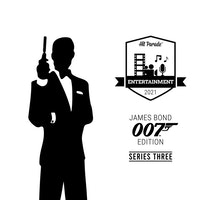 2021 Hit Parade James Bond 007 Edition Hobby Box (Series 3)