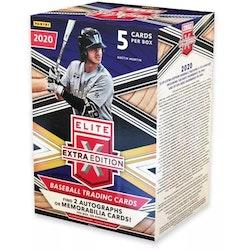 2020 Panini Elite Extra Edition Baseball (Blaster Box)