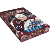 2020-21 Upper Deck Extended Series (Hobby Box)
