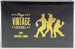 2021 Onyx Vintage Baseball (Hobby Box)