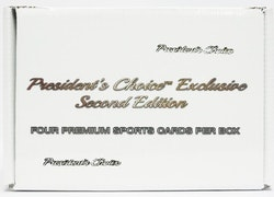 2020-21 President's Choice Exclusive Second Edition (Hobby Box)