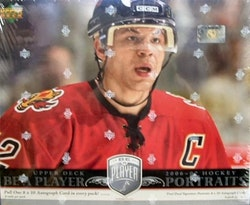 2006-07 Be A Player Portraits (Hobby Box)