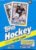 1992-93 Topps Hockey (Wax Box)