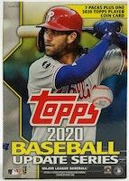 2020 Topps Update Baseball (7-Pack Blaster Box)