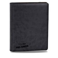 Premium Pro-Binder - 9-Pocket Portfolio - Black