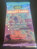 1995-96 Parkhurst International (Series 1) (Löspaket) *Max 5 paket per hushåll*
