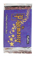 SkyBox The Pagemaster Trading Card Booster Pack