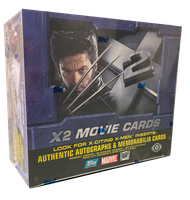 2003 Topps Marvel X2 X-Men Movie Cards (Hobby Box)