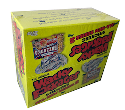 2005 Topps Wacky Packages Series 2 Stickers Box
