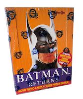 1992 O-Pee-Chee Batman Returns Movie Photo Card Box