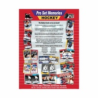 2020-21 Pro Set Memories (Hobby Box)