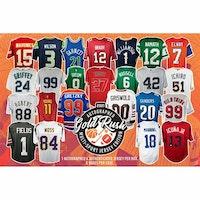 2020-21 Gold Rush Extravaganza Multi-Sport Jersey Edition (6-Jersey Case)